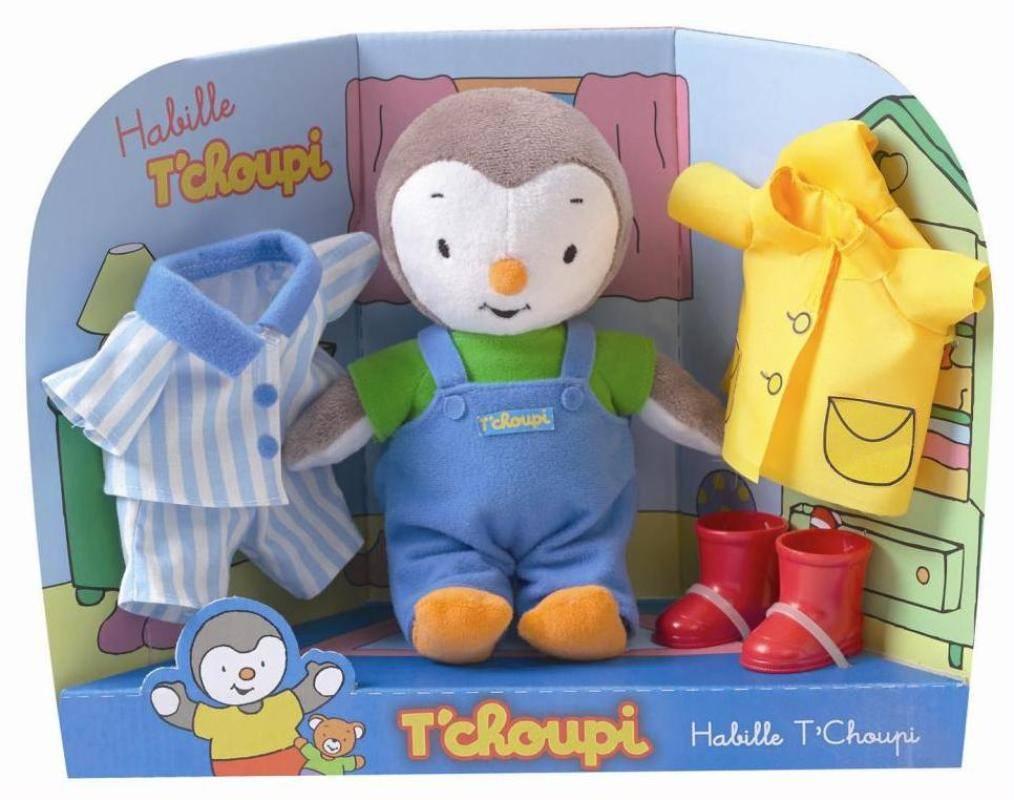 Jemini coffret tchoupi s 39 habille pyjama et imperm able - Tchoupi tchoupi ...
