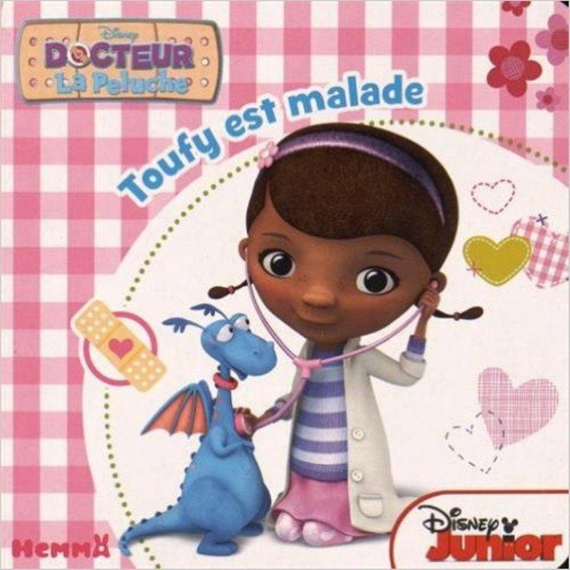 Nathan livre docteur la peluche toufy est malade - Toufy docteur la peluche ...
