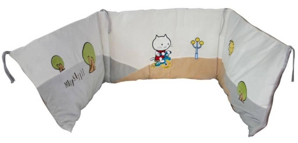 bengy tour de lit chat musti doudouplanet. Black Bedroom Furniture Sets. Home Design Ideas