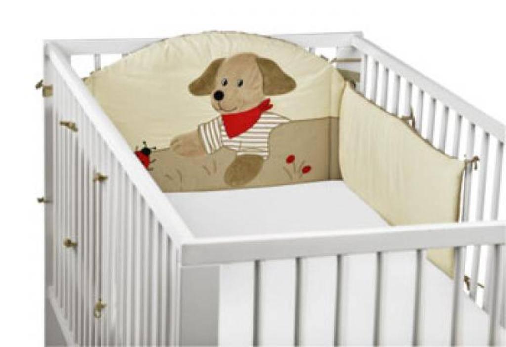 sterntaler tour de lit chien hanno doudouplanet. Black Bedroom Furniture Sets. Home Design Ideas