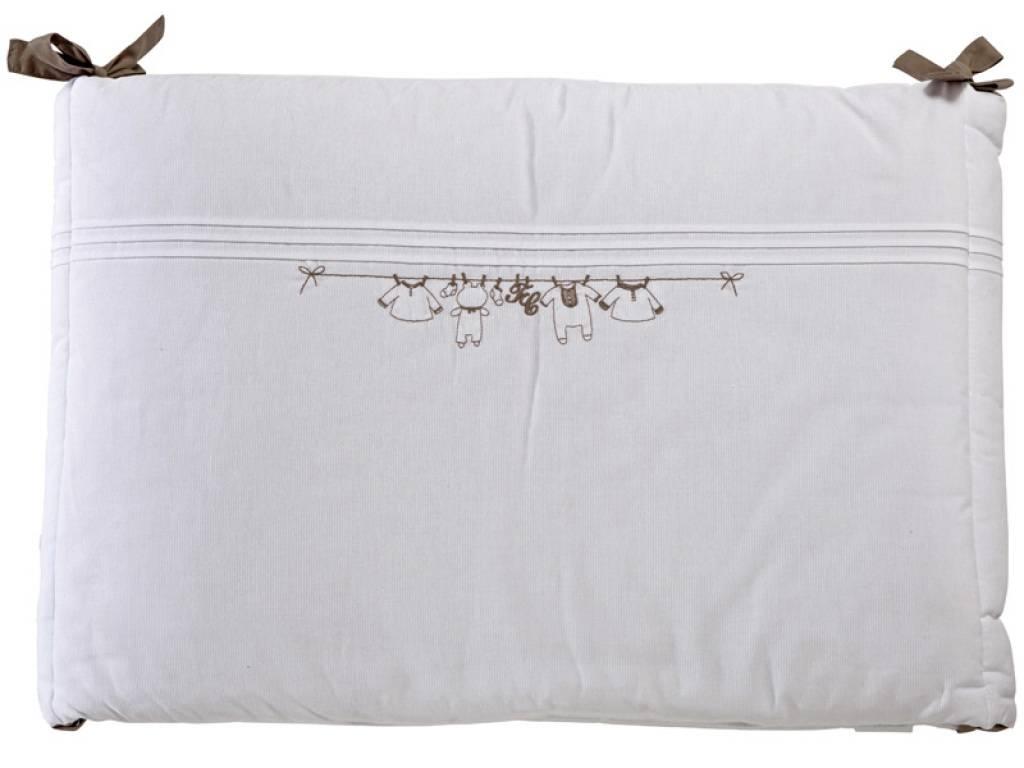 tour de lit bébé tartine et chocolat Tartine Et Chocolat   Tour de lit trousseau blanc tour de lit bébé tartine et chocolat