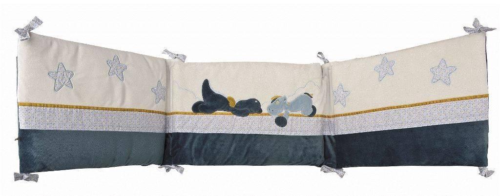 noukies tour de lit victor et lucien doudouplanet. Black Bedroom Furniture Sets. Home Design Ideas
