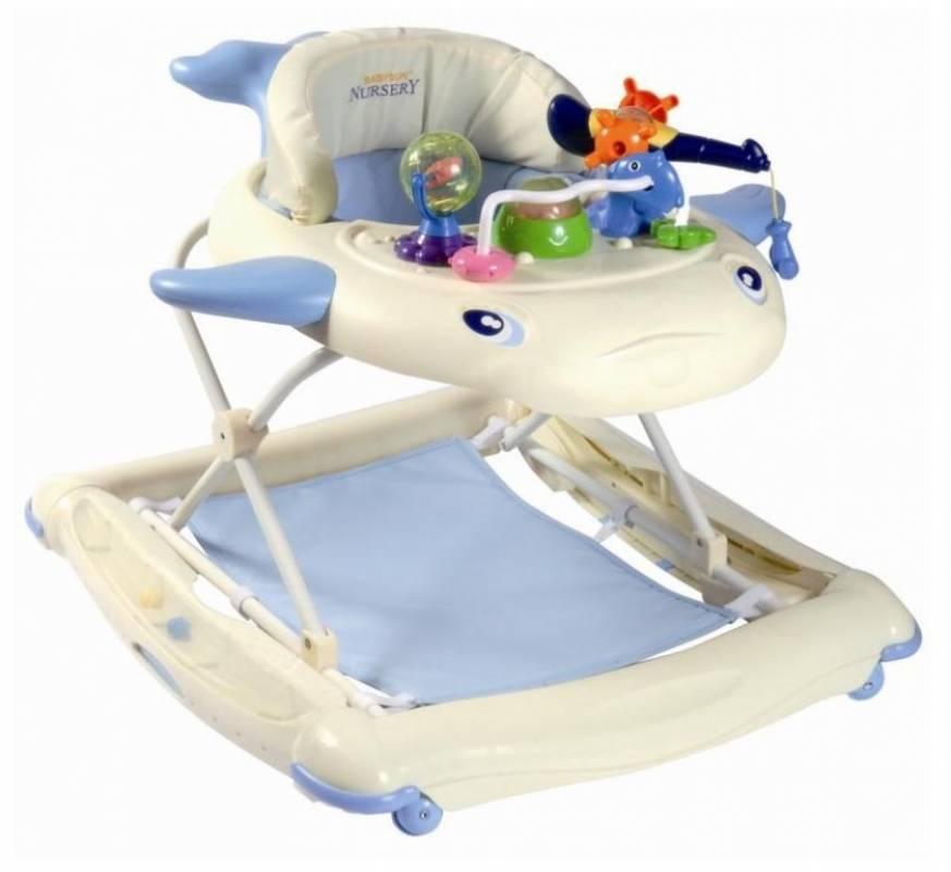 babysun nursery trotteur balancelle baleine. Black Bedroom Furniture Sets. Home Design Ideas