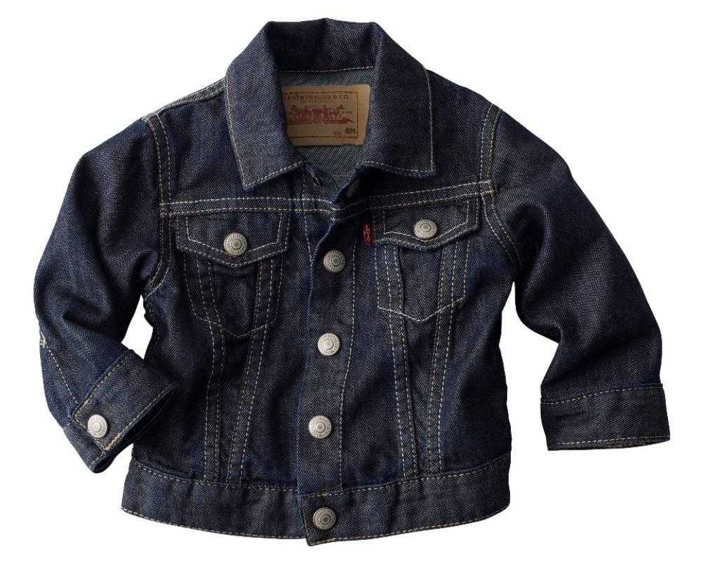 levis veste jeans vali gar on 18 mois doudouplanet. Black Bedroom Furniture Sets. Home Design Ideas