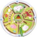 Haba Jeu Magnétique Labyrinthe de Chiffres