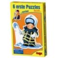 Haba 6 Premiers Puzzles - Les Métiers