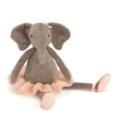 Jellycat Peluche Eléphant  Dancing darcey - 33 cm