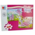 MB Puzzle 2x25 Pièces Mon Petit Poney