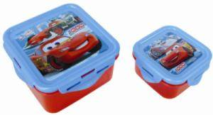 Set de 2 Boîtes Cars