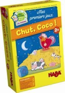 Jeu de Société Chut, Coco !