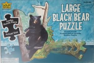 Puzzle Ours Noir