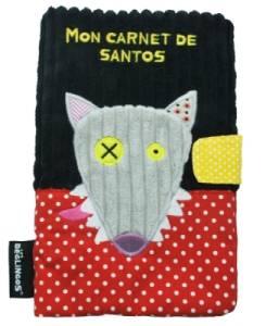 Protège Carnet de Santé Loup Bigbos