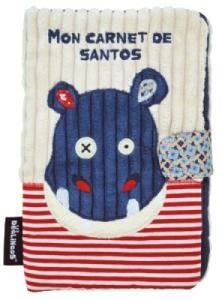Protège Carnet de Santé Hippopotame Hippipos
