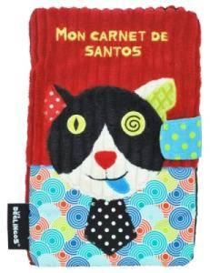 Protège Carnet de Santé Chat Charlos
