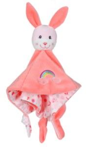 Doudou Lapin Rainbow