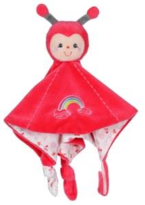 Doudou Coccinelle Rainbow