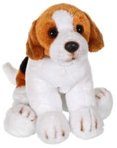 Peluche Chien Beagle Floppipup - 22 cm