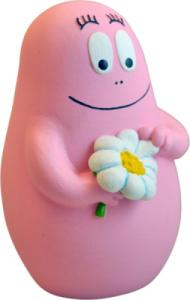 Tirelire Mini Barbapapa Marguerite