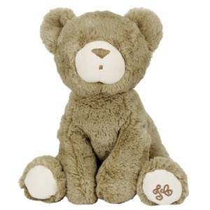 Peluche Ours Prosper Taupe - 25 cm