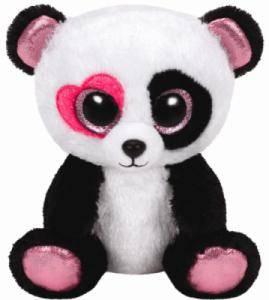 Peluchette Panda Mandy Beanie Boo's - 15 cm