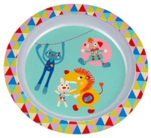 Assiette Magic Circus