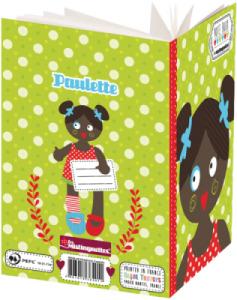 Carnet A6 Paulette