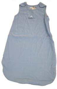 Gigoteuse Bleu Océan Coton Biologique - 0/6 mois