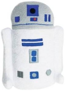 Peluche R2D2 Star Wars - 15 cm