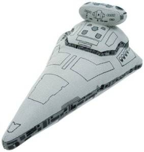 Peluche Star Wars Véhicule Star Destroyer