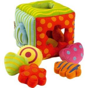 Cube Sonore - 15 cm