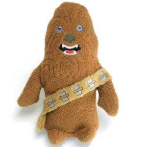 Peluche  Chewbacca Star Wars - 15 cm