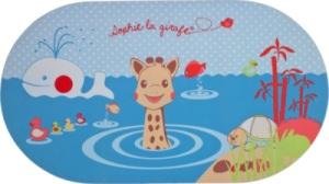Tapis de Bain Sophie la Girafe