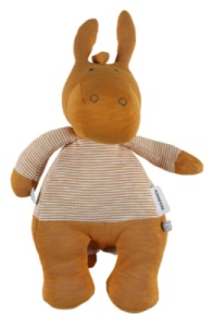 Peluche Paco Ocre Iconiques Small