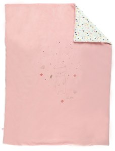 Couverture Veloudoux Imagine Girl - 75x100 cm