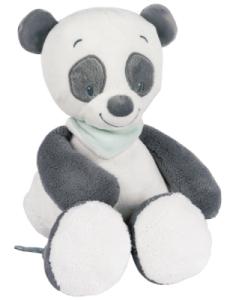 Peluche Panda Loulou - 28 cm