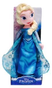 Peluche Elsa la Reine des Neiges  Frozen - 25 cm