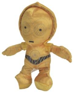 Peluche C3PO Star Wars - 17 cm