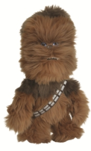 Peluche Chewbacca Star Wars - 25 cm