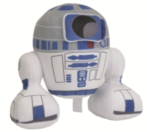 Peluche R2D2 Star Wars - 25 cm