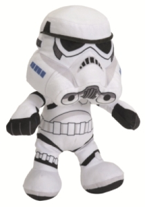 Peluche Storm Trooper Star Wars - 25 cm