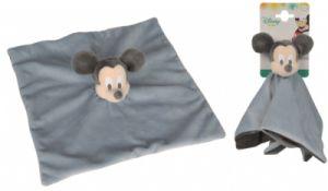 Doudou Mickey Bleu