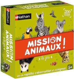 Jeu Mission Animaux