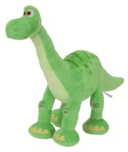 Peluche Dino Arlo Debout - 80 cm