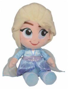 Peluche Elsa La Reine des Neiges II - 25 cm