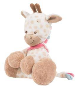 Peluche Girafe Charlotte - 36 cm