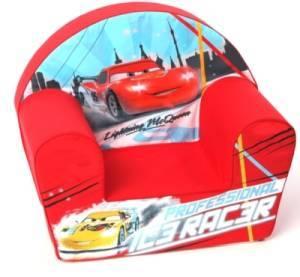 Fauteuil Cars Mc Queen Ice Race