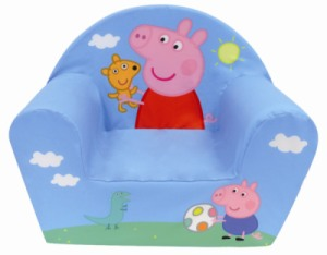 Fauteuil Club Peppa Pig