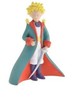 Tirelire Le Petit Prince en habit de prince - 21 cm