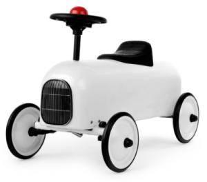 Porteur Racer Blanc