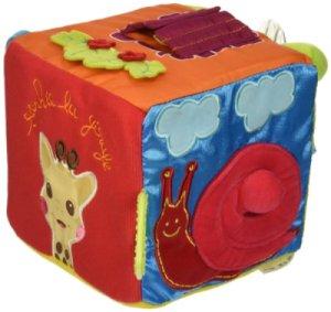 Senstitiv Cube Sophie La Girafe